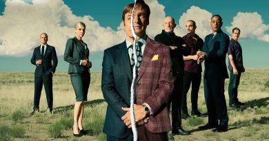 Better Call Saul: locandina della quinta stagione