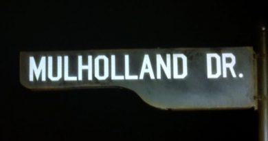Mulholland Drive: nome della via