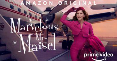 La Fantastica Signora Maisel poster terza stagione