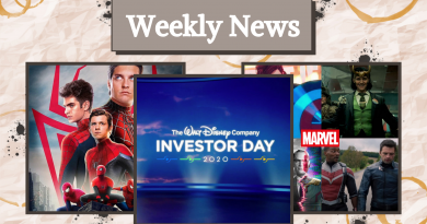 Disney Investor Day, Spider-Man 3 e nuovi trailer