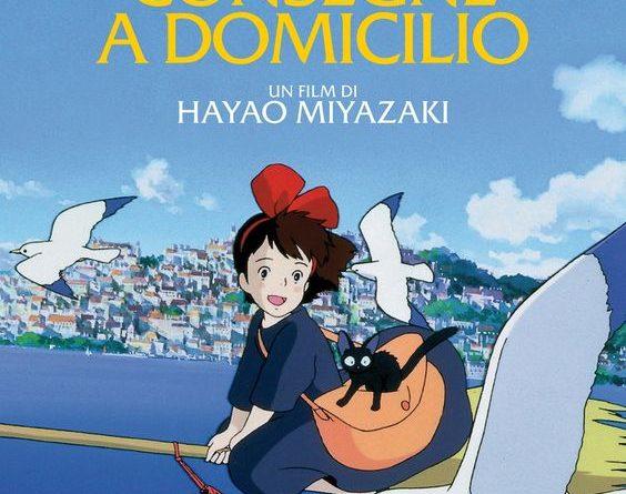 Kiki Consegne a domicilio - poster movie