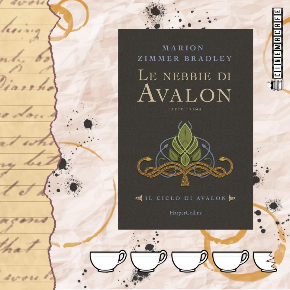 Le nebbie di Avalon: locandina e valutazione