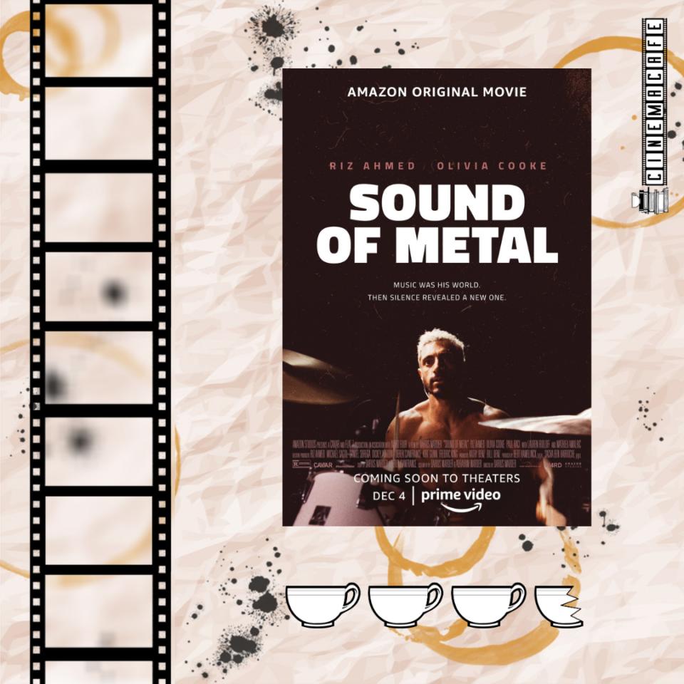 Sound of Metal: locandina e valutazione