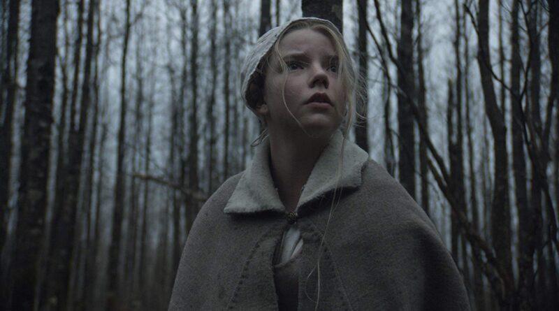 The VVitch: Anya Taylor-Joy in una scena del film