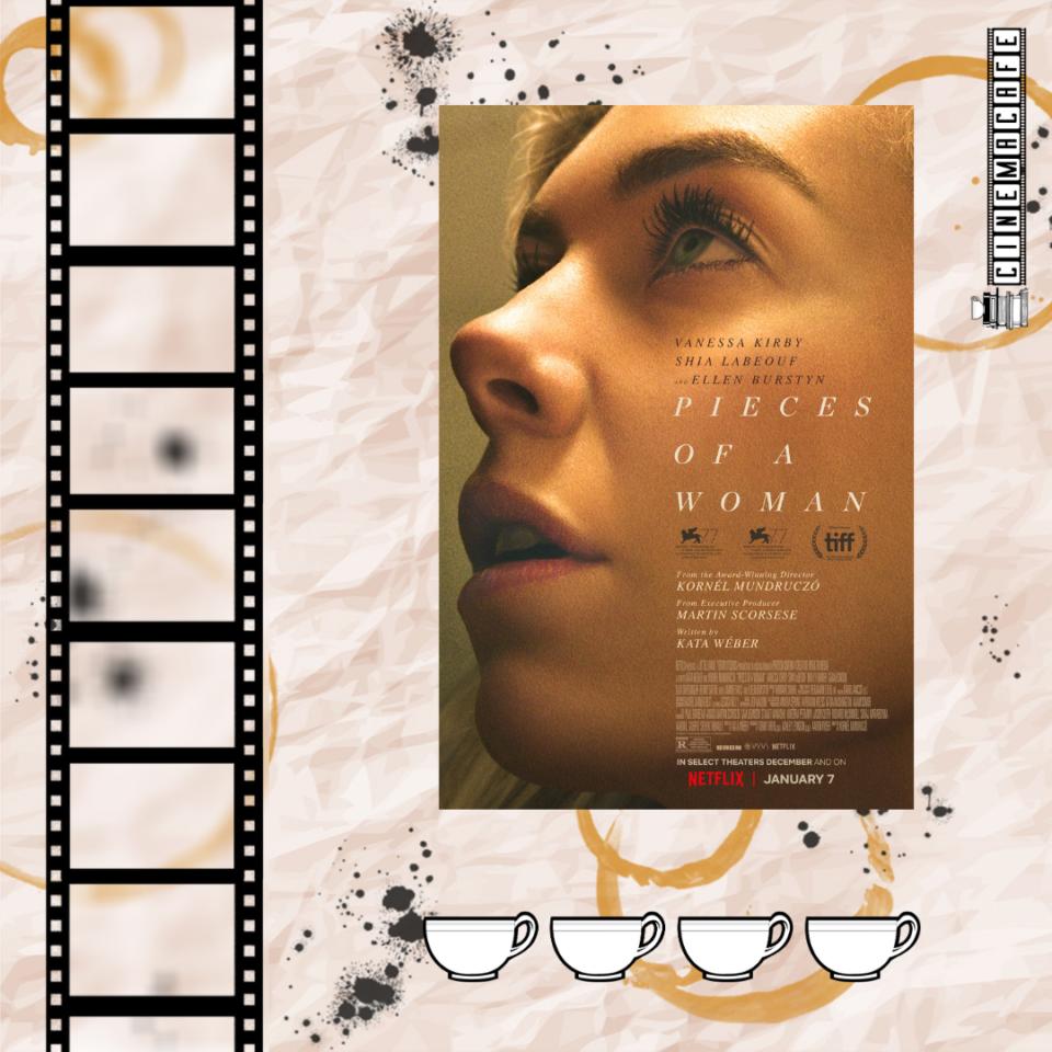 Pieces of a Woman: locandina del film e valutazione