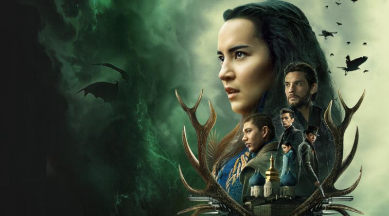 Shadow and Bone: il cast nel poster