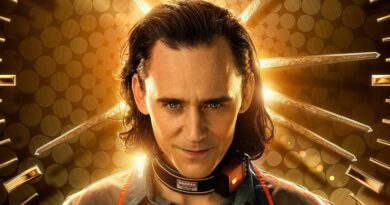 Loki: Tom Hiddleston nei panni di Loki