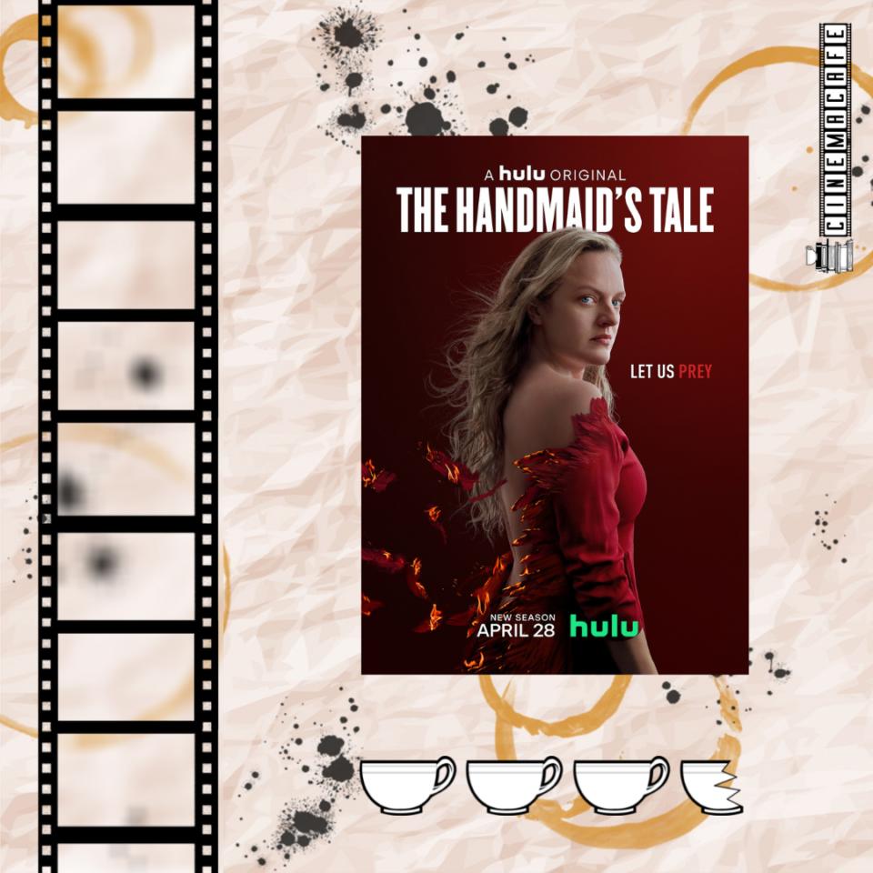 The Handmaid's Tale: locandina e valutazione