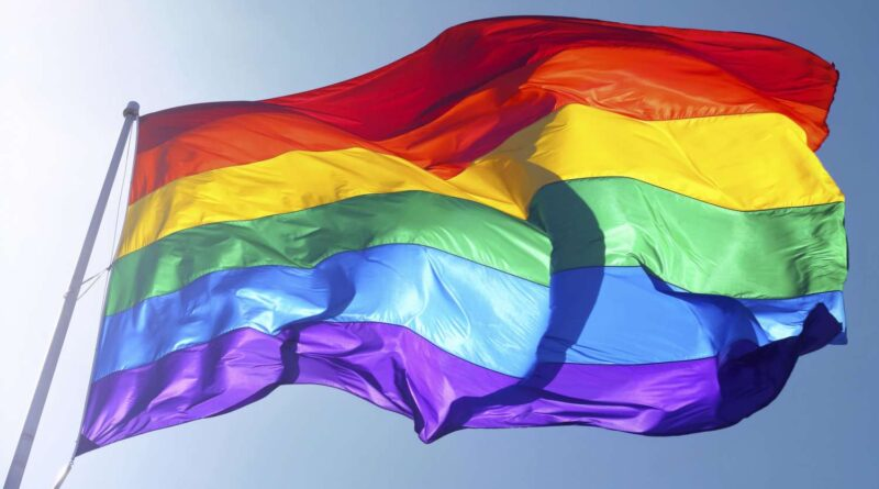 Pride Month: bandiera arcobaleno