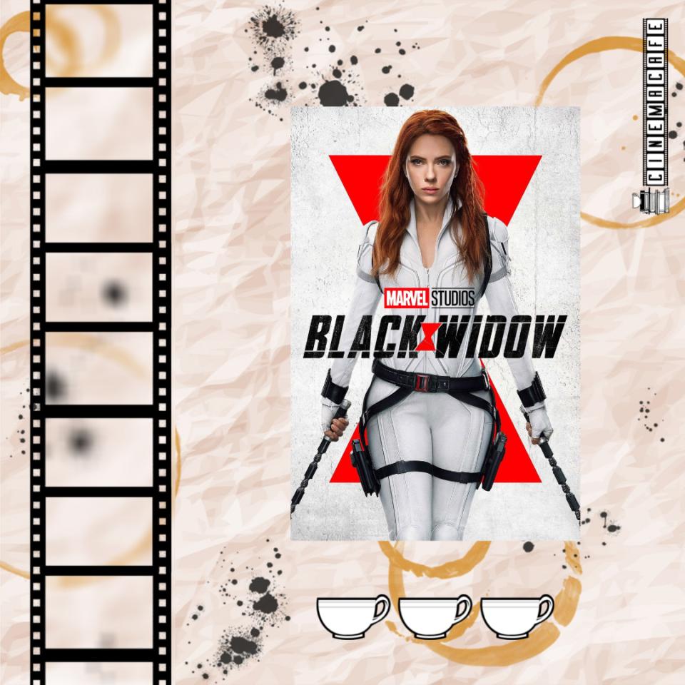 Black Widow: locandina e valutazione