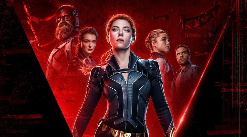 Black Widow: poster del film