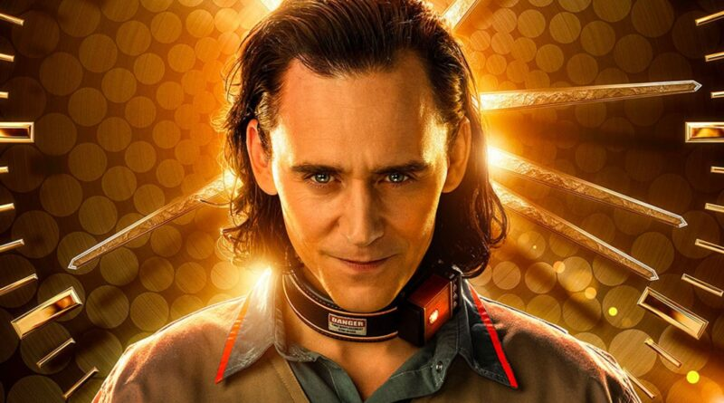 Loki: locandina del film