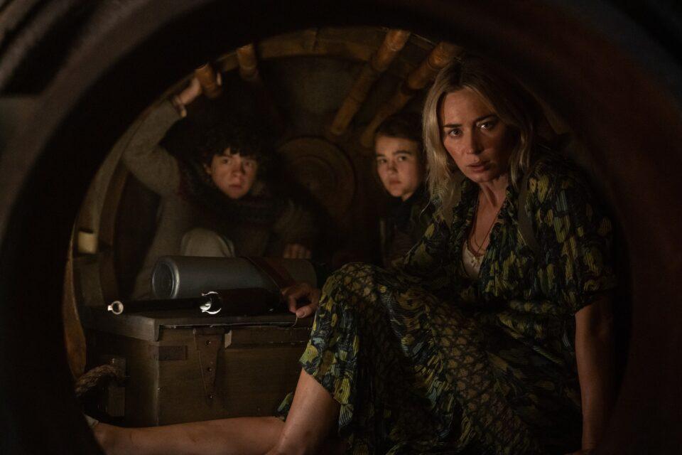 A Quiet Place 2: una scena del film