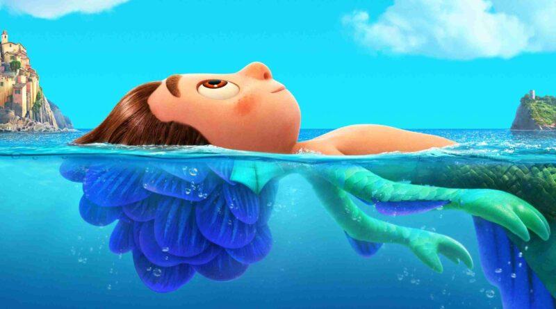 Luca: immagine promozionale del film