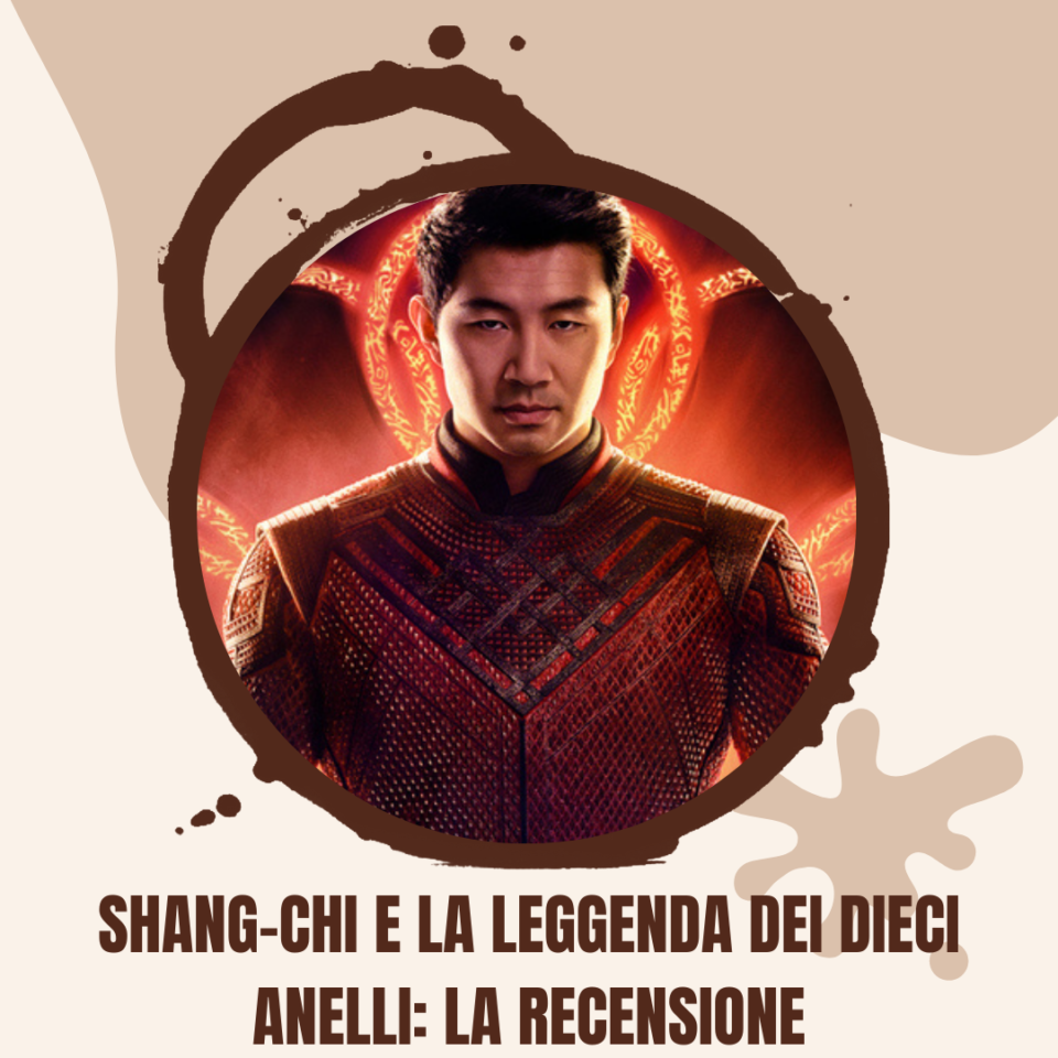 Shang-Chi e La Leggenda dei Dieci Anelli: copertina ig