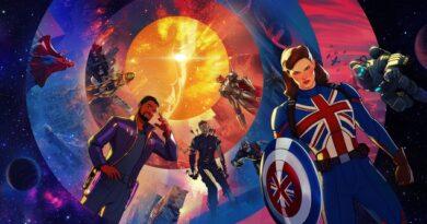 What if: tutti i personaggi principali in un poster